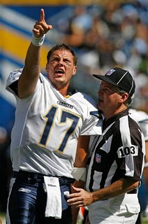 My Opinion Philip Rivers Is A Jerk