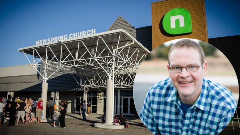 Perry Noble - NewSpring Church